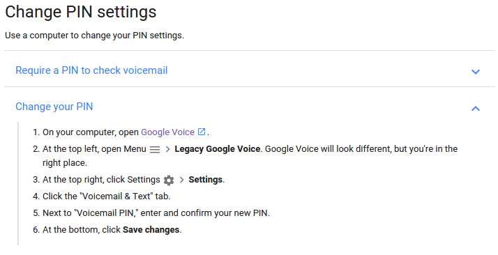 From Google Voice   TextUp